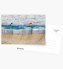 Swim between the flags Postcards