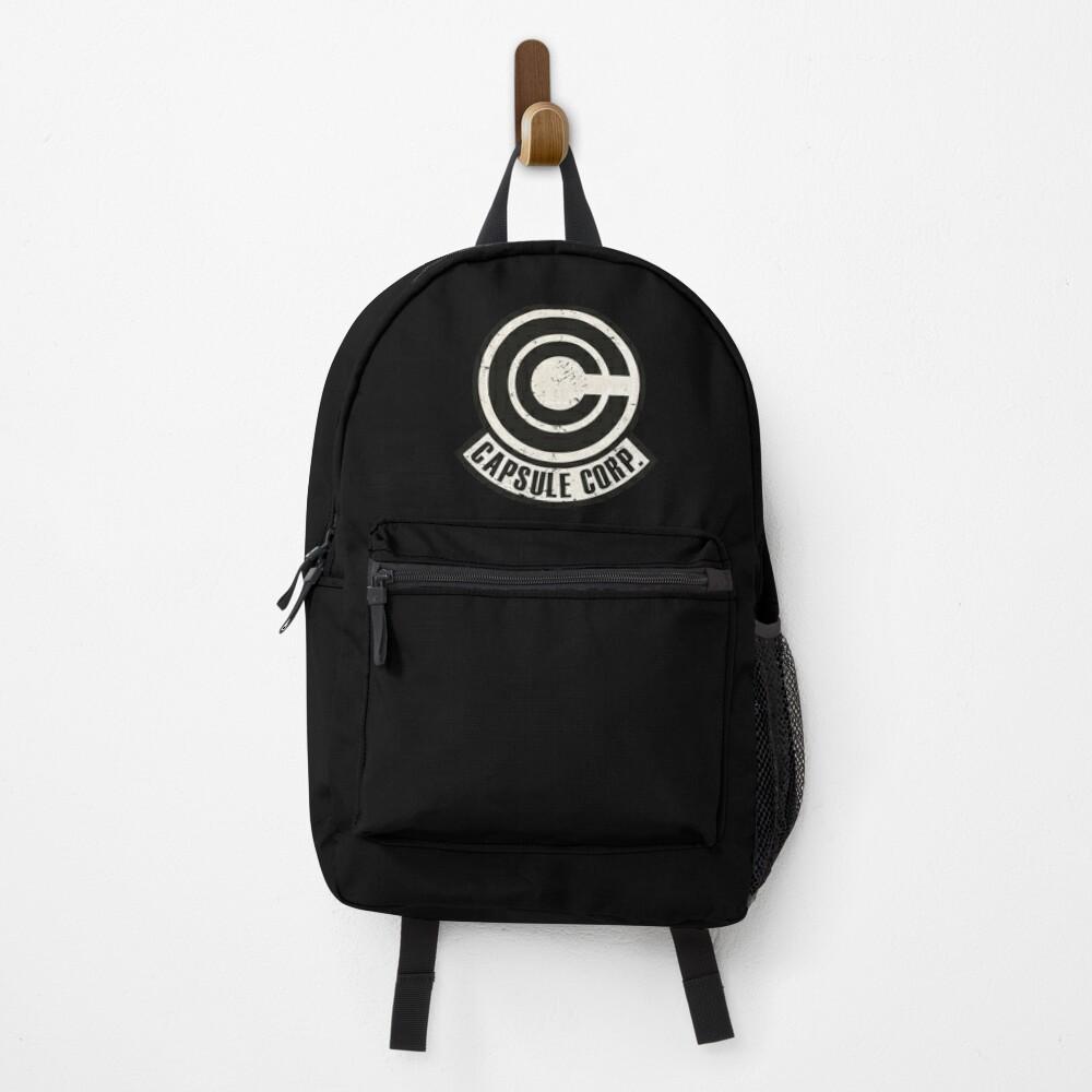 Vintage Capsule corp original logo Backpack