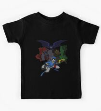 Sly Cooper and The Fiendish Five Kids Tee