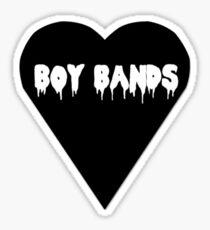 Boy Band Sticker