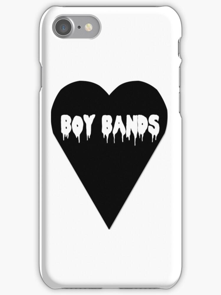 Boy Band by amandablake96