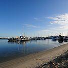 Southport Yacht Club. Gold Coast, Queensland, Australia by Ralph de Zilva