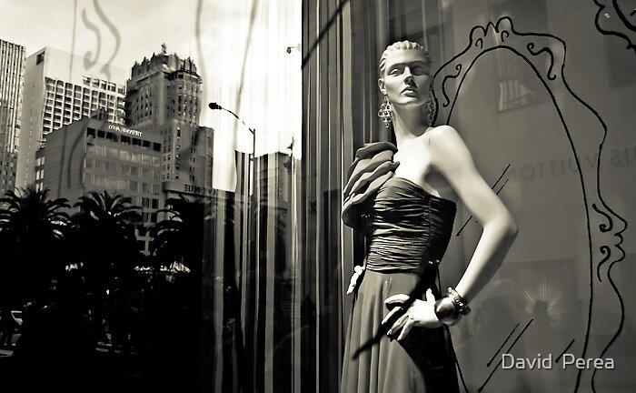 Alma, Maiden of San Francisco  by David  Perea