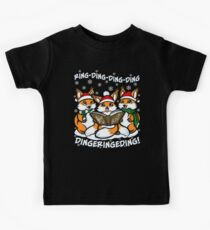 What does the Fox Sing Kids Tee