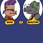 «Bebop y Rocksteady» de BiggStankDogg