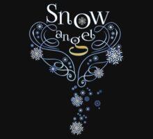 The Wings of a (Thomas J.) Snow Angel | Organic Women's T-Shirt