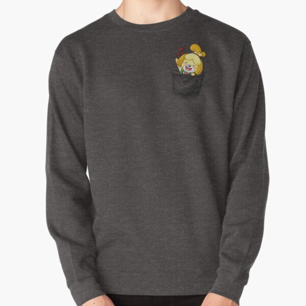 Isabelle Pocket Tee Pullover Sweatshirt