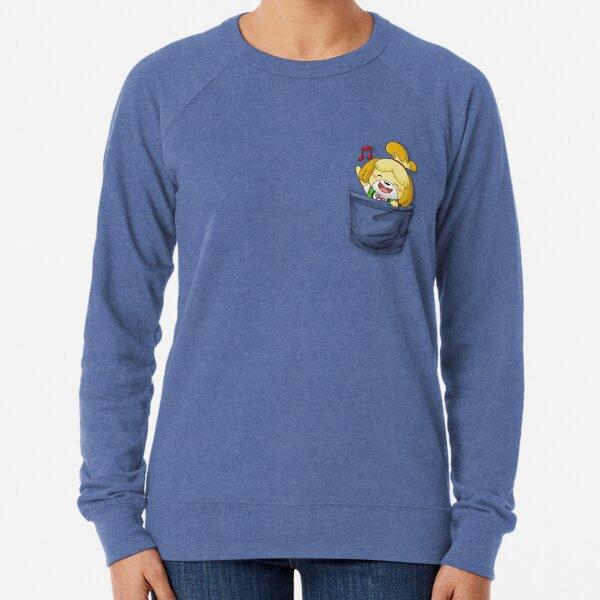 Isabelle Pocket Tee Sweatshirt léger
