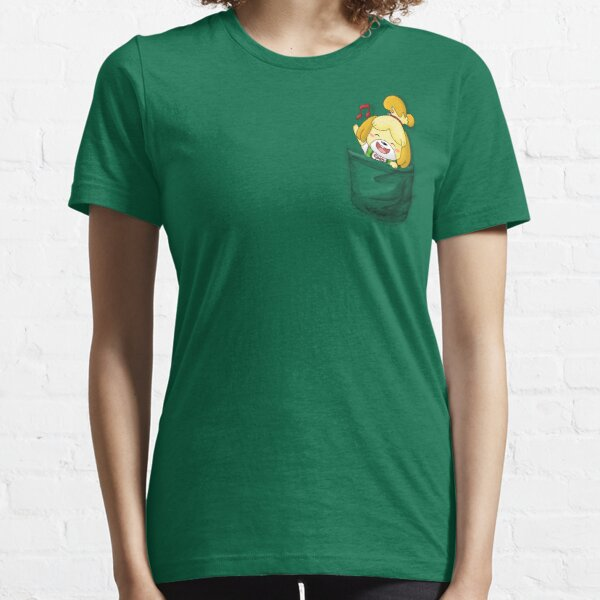 Isabelle Pocket Tee Essential T-Shirt
