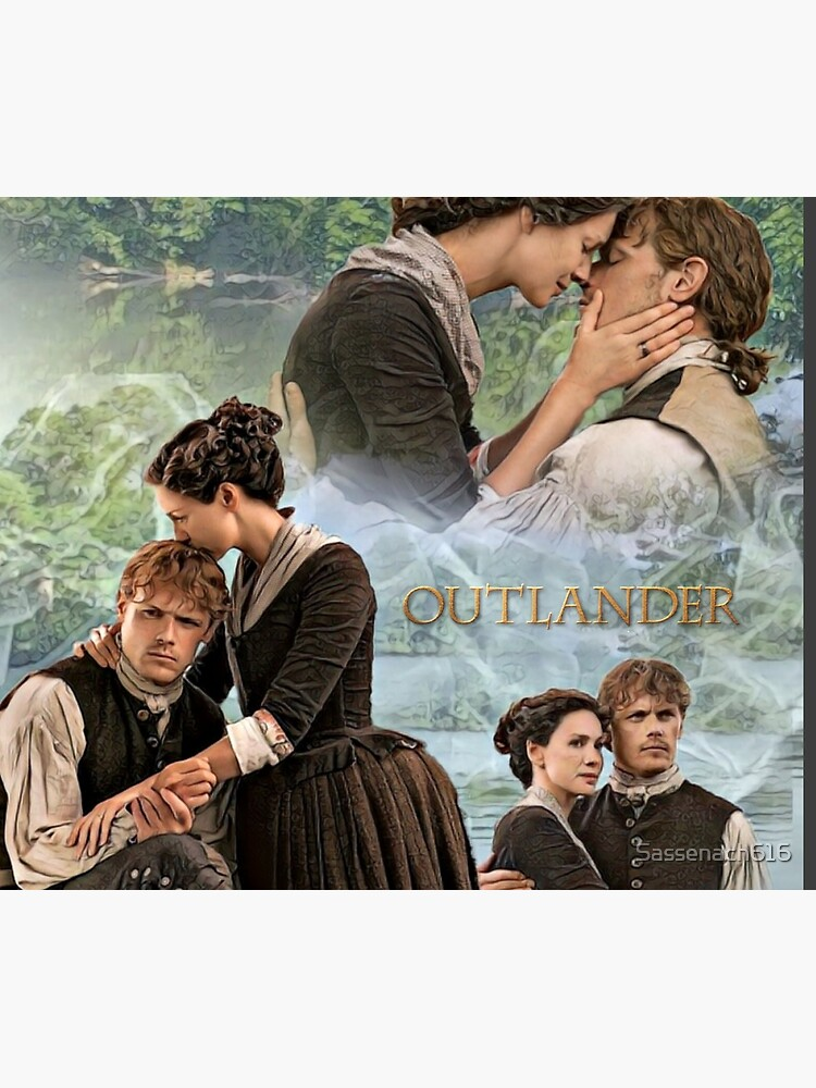 Jamie and Claire Fraser/Outlander by Sassenach616