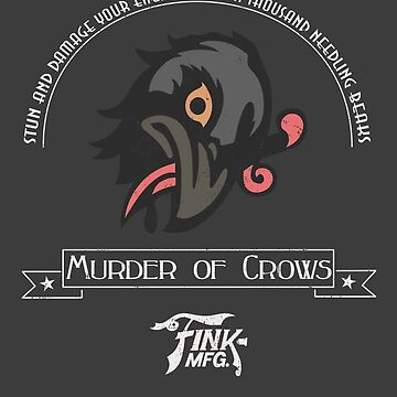 Murder of Crows Vigor by rkrovs