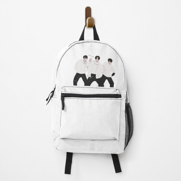 I-Land K, Sunghoon, and Jungwon Performance Backpack