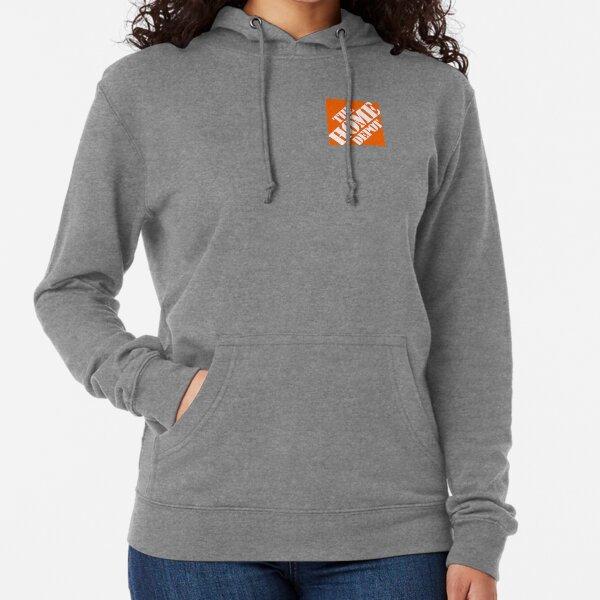 BEST SELLER Home Depot Logo Lightweight Hoodie