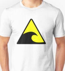 Tsunami Hazard Symbol T-Shirt