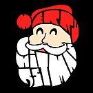 Santa by creativecamart
