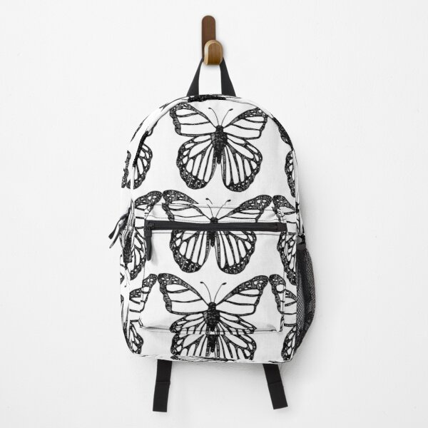 Butterfly Lines Backpack