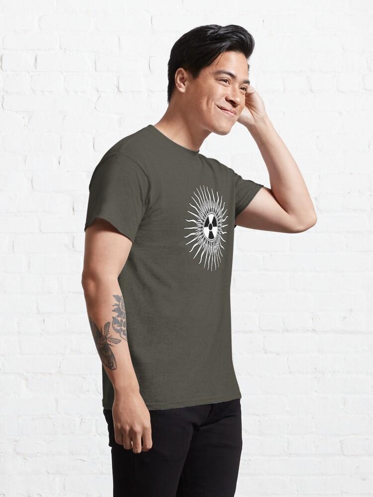 Alternate view of Urban Wyrd: Radioactive Classic T-Shirt