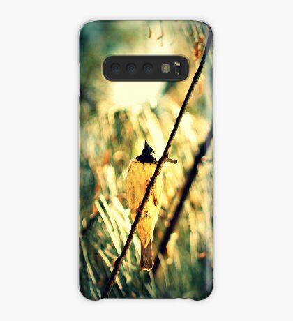 Branch Birdie Case/Skin for Samsung Galaxy