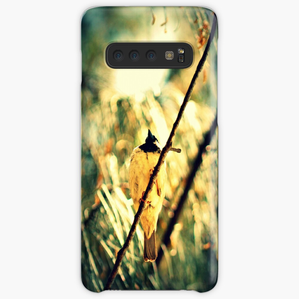 Branch Birdie Case & Skin for Samsung Galaxy