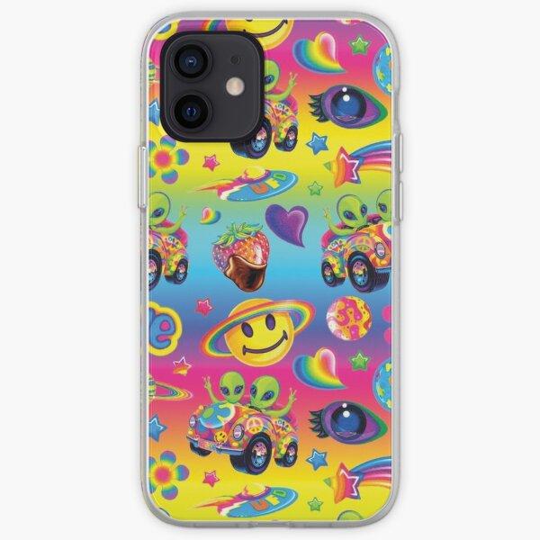 Coque de téléphone lisa frank Coque souple iPhone