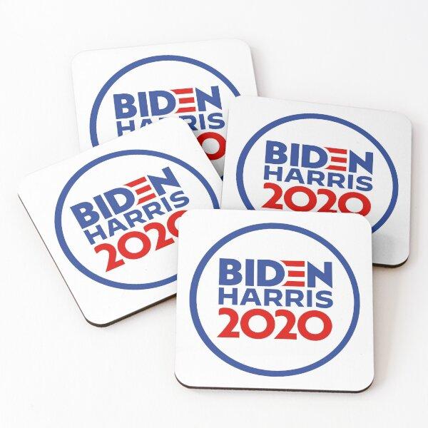 Joe Biden Kamala Harris 2020 Coasters (Set of 4)