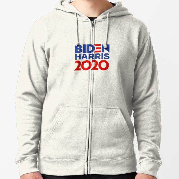 Joe Biden Kamala Harris 2020 Zipped Hoodie