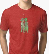 Izlyr Loves Ssorg Tri-blend T-Shirt