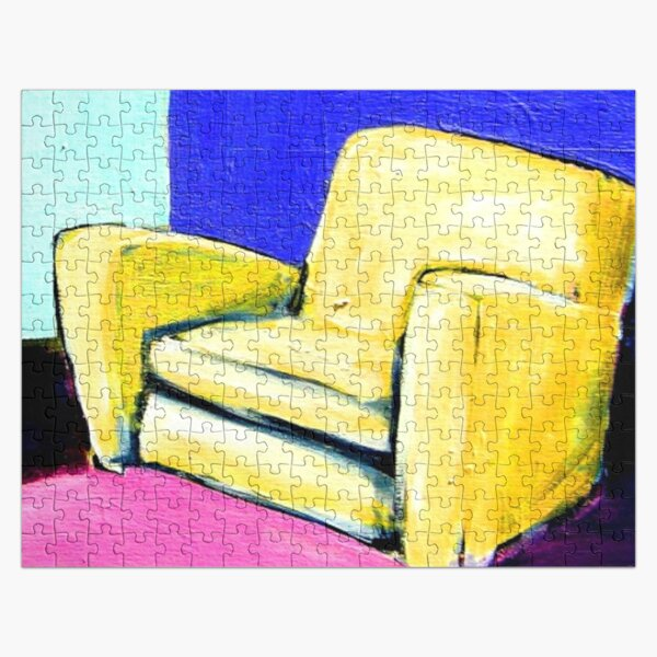COMFY CHAIR Jigsaw Puzzle