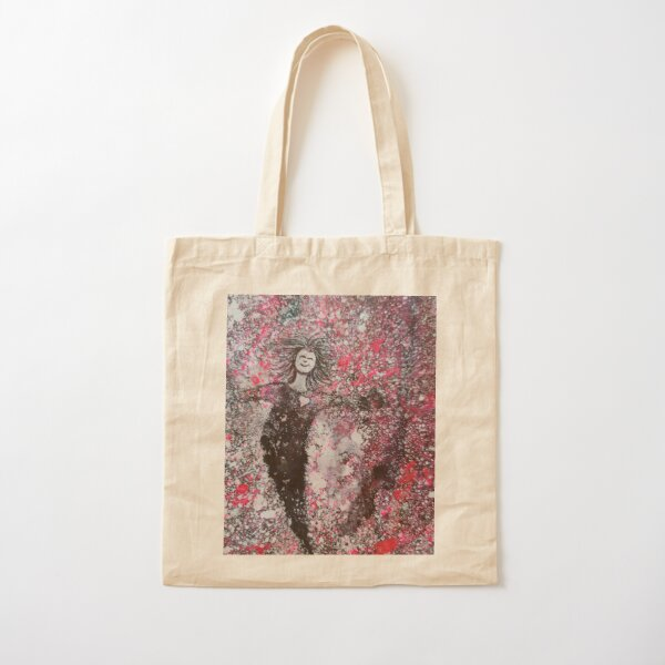 Dancing With the Shadow Self Cotton Tote Bag