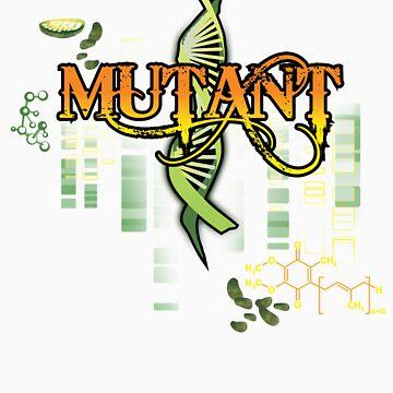 Mitochondrial Mutant by cfdunbar