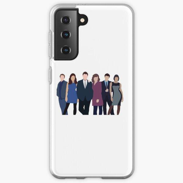 Bones characters  Samsung Galaxy Soft Case