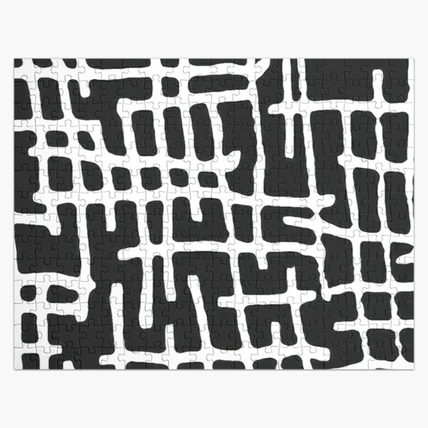 INNER MAP Jigsaw Puzzle
