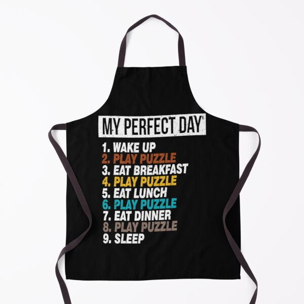 My Perfect Day Apron