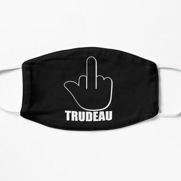 F Aus Trudeau Flache Maske