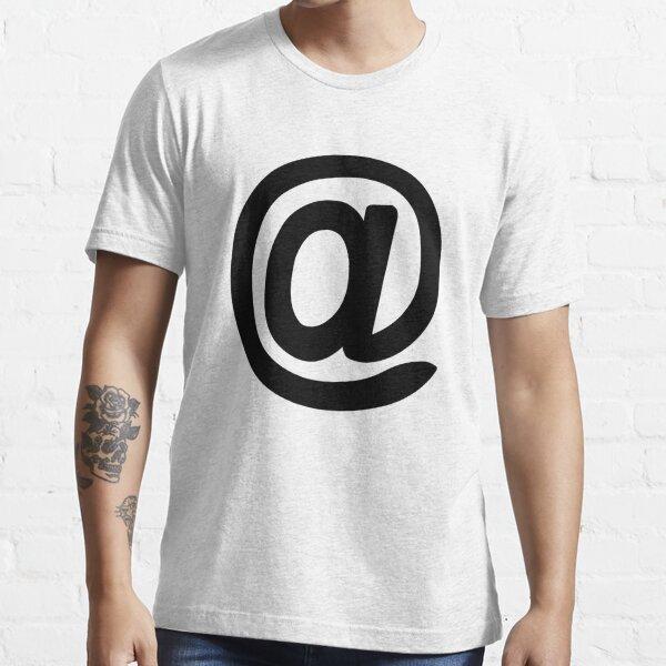 at symbol Essential T-Shirt