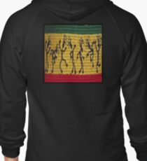 lively reggae dancers (square) T-Shirt