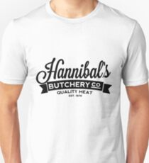 Hannibal's Butchery (DARK) T-Shirt