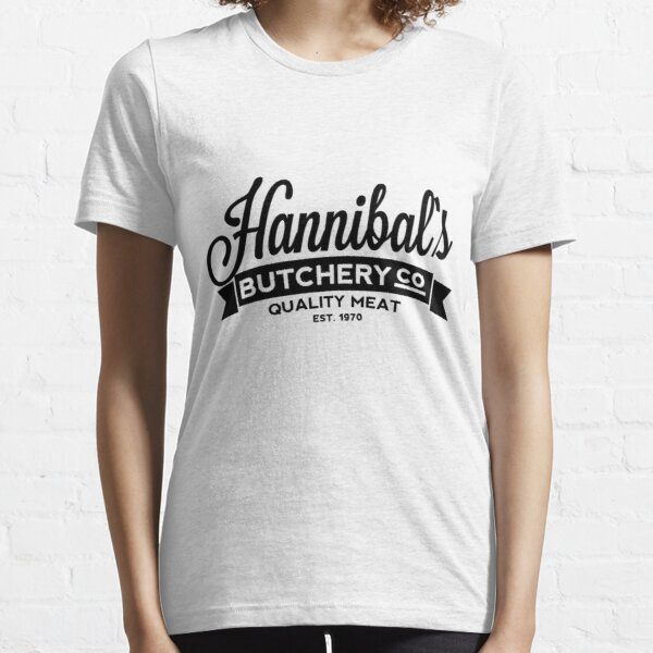 Hannibal's Butchery (DARK) Essential T-Shirt