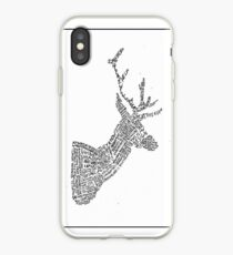 Hannibal  Stag  iPhone Case