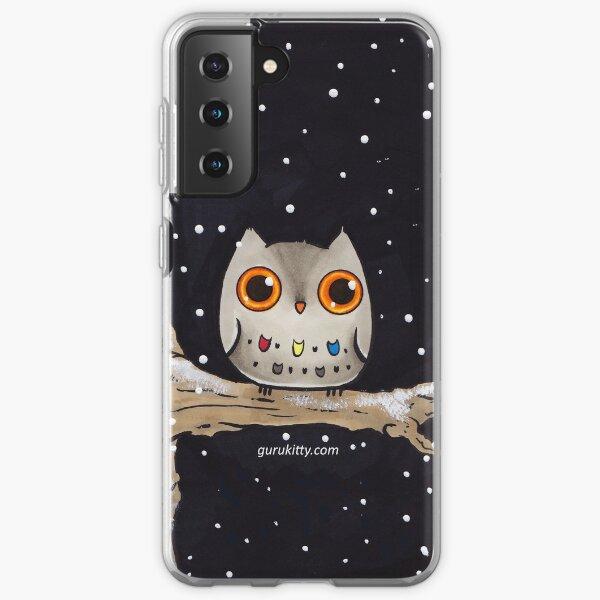 Little Owl Samsung Galaxy Soft Case