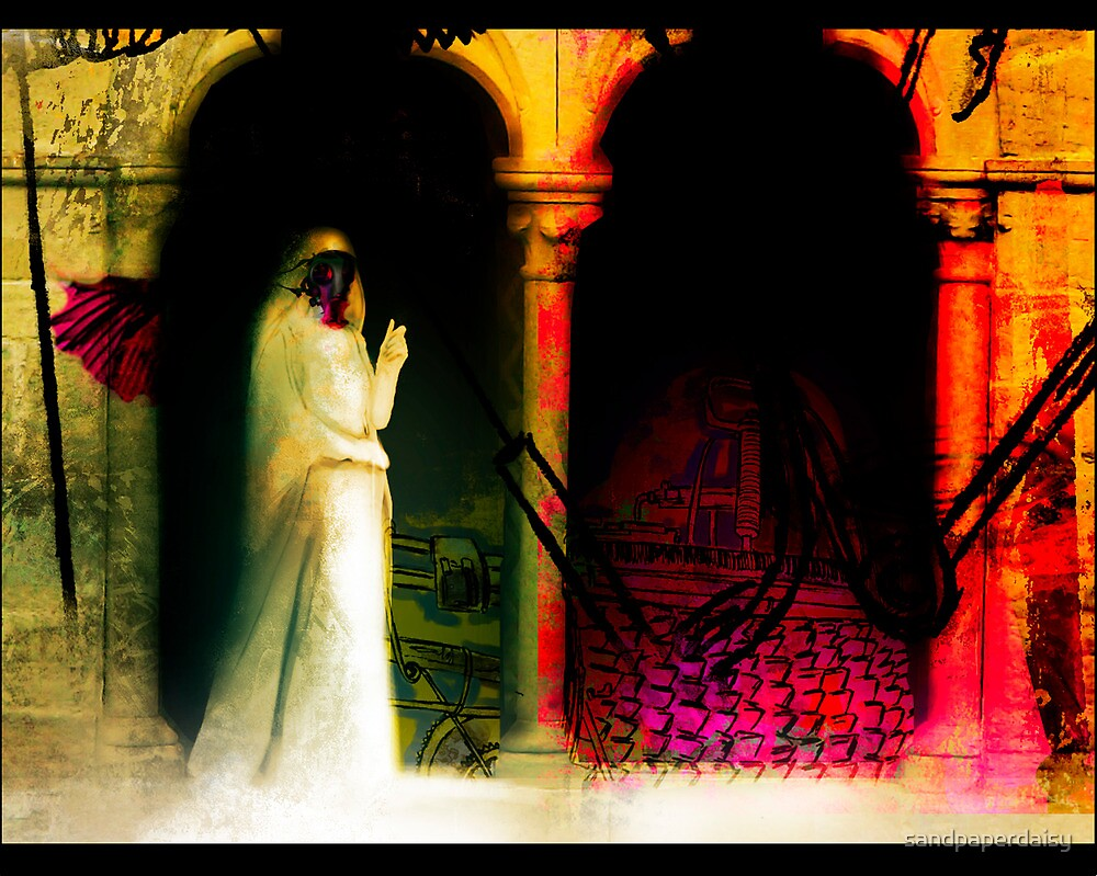 Toxic Angel by sandpaperdaisy