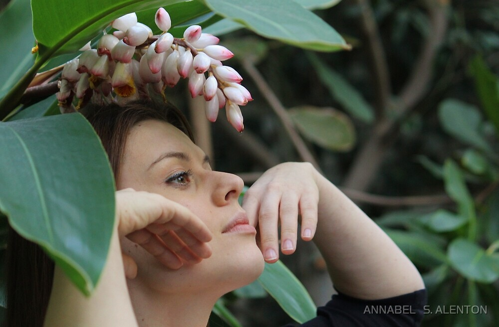 feeling pretty by ANNABEL   S. ALENTON