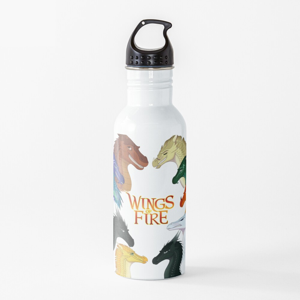Wings of Fire - All Together Water Bottle
