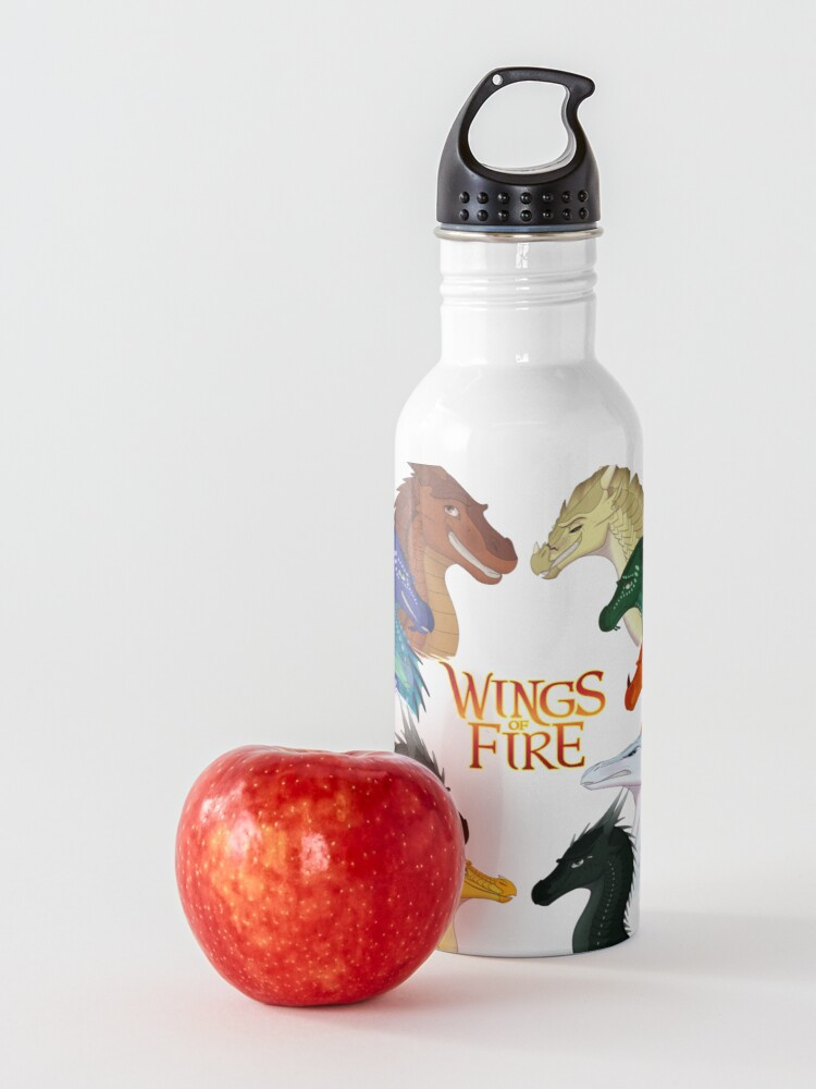 Alternate view of Wings of Fire - All Together Water Bottle