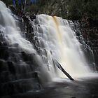 Dip Falls #2 by Adam  Davey