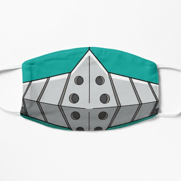 Deku Flat Mask