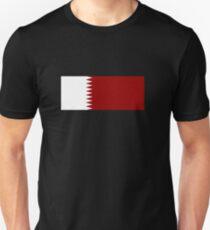 Flag of Qatar Unisex T-Shirt