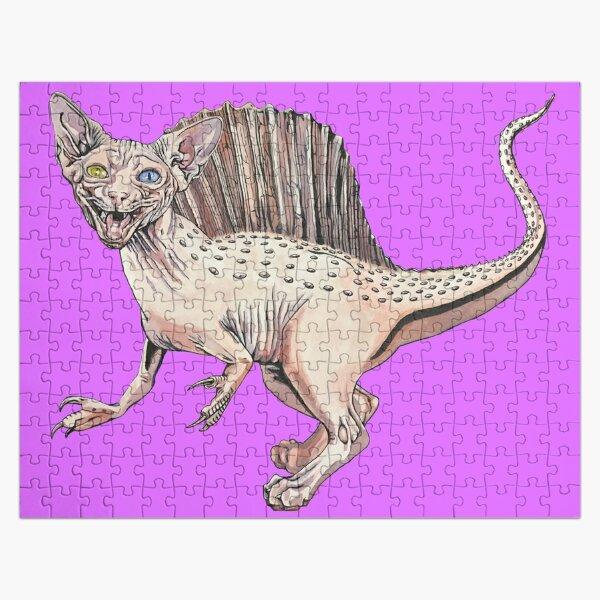 Spinosaurus Sphynx  Jigsaw Puzzle