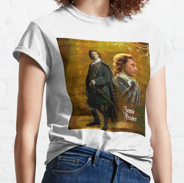 Jamie Fraser / Outlander T-shirt classique