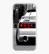 RX7 White iPhone Case